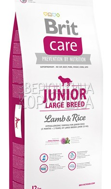 Brit Care Junior Large Breed