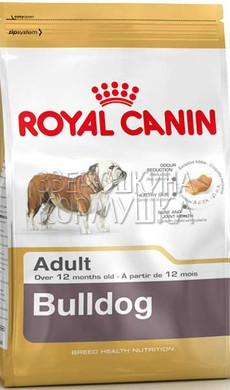 Royal Canin Bulldog 24 Adult