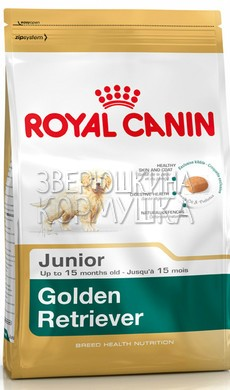 Royal Canin Golden Retriever 29 Junior