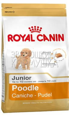 Royal Canin Poodle 33 Junior