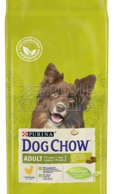 Dog Chow Adult With Chicken