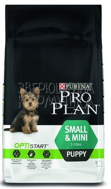 Pro Plan Puppy Small & Mini Optistart