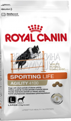 Royal Canin Sporting Life Agility 4100 L