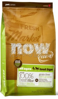 NOW! Fresh Small Breed Recipe Grain Free