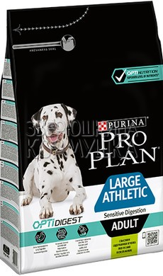 Pro Plan Adult Large Athletic Sensitive Digestion