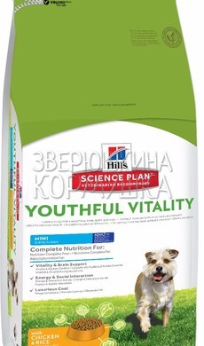 Hill's Science Plan™ Canine Adult 7+ Youthful Vitality Mini