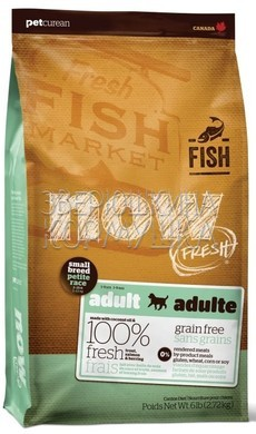 NOW! Fresh Grain Free Small Breed Fish